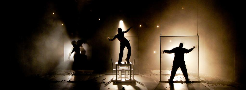 Photograph from The Lighthouse - lighting design by Jake Wiltshire