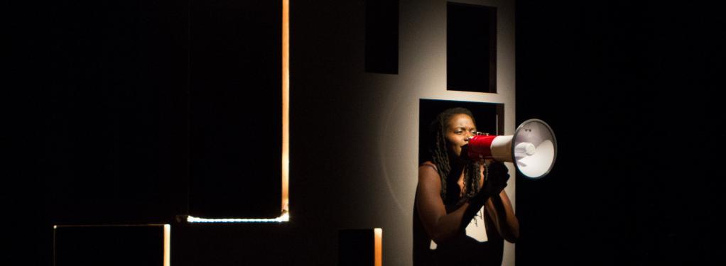 Photograph from Amsterdam - lighting design by Kelli Zezulka