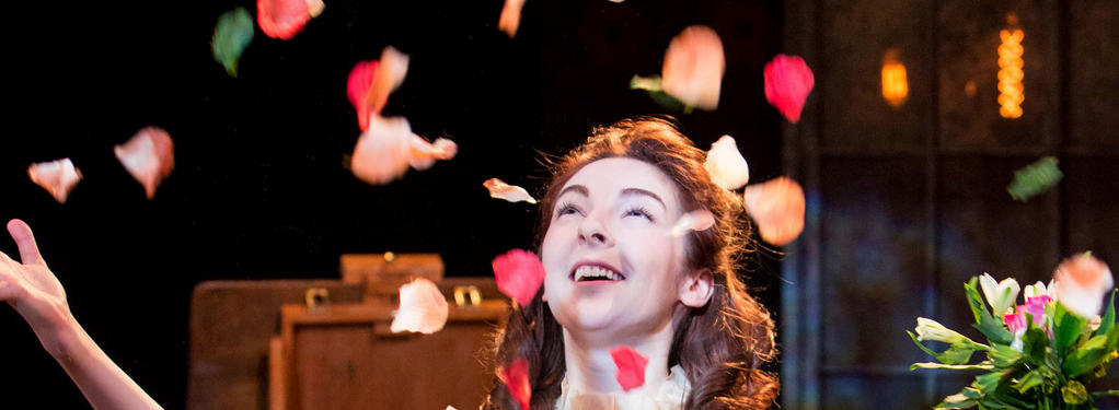 Photograph from Dear Brutus - lighting design by Peter Harrison