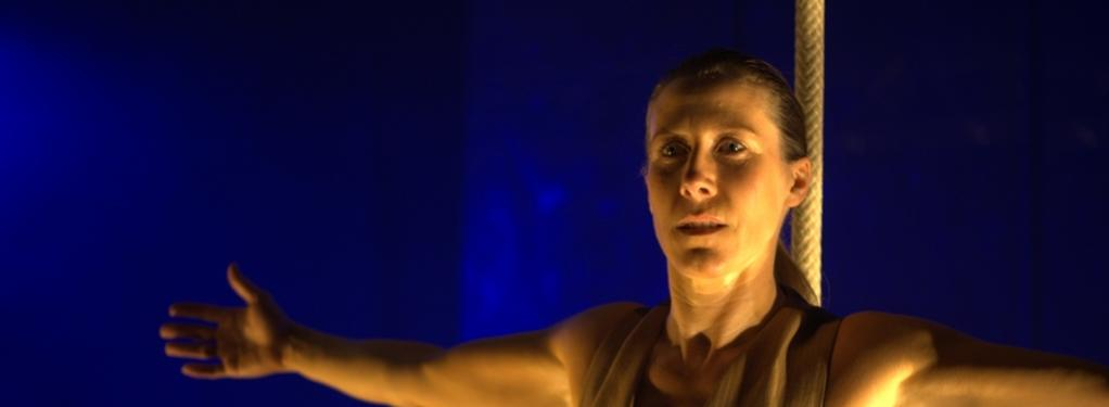 Photograph from Bacchic - lighting design by Katharine Williams