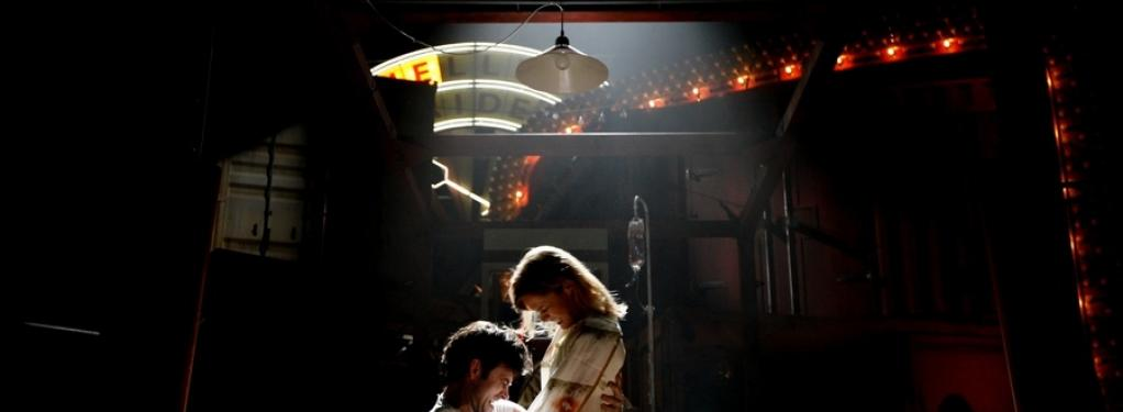 Photograph from Don John - lighting design by Malcolm Rippeth