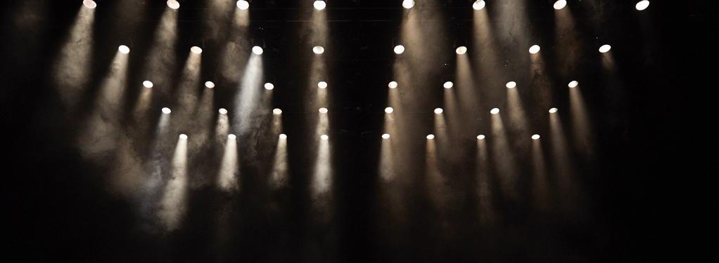 Photograph from Redd - lighting design by Charlie Morgan Jones