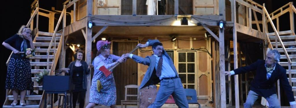 Photograph from Noises Off