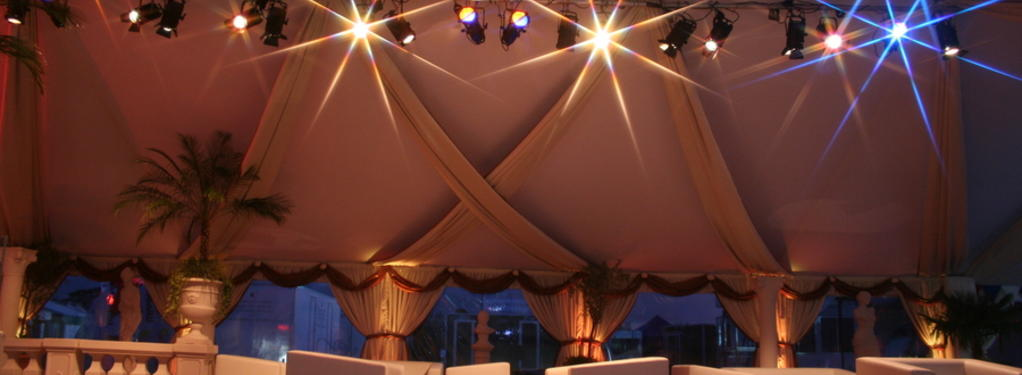 Photograph from Custom Covers - Showman Show 2011 - lighting design by Andy Webb