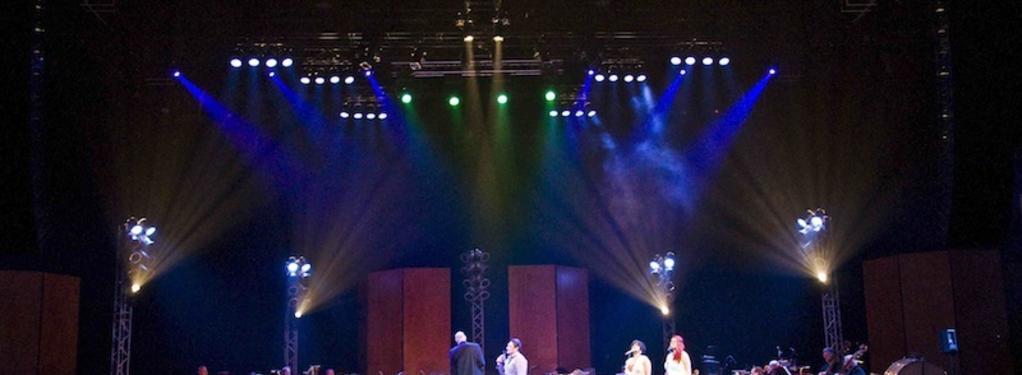 Photograph from Kiwisoul - lighting design by Brendan Albrey
