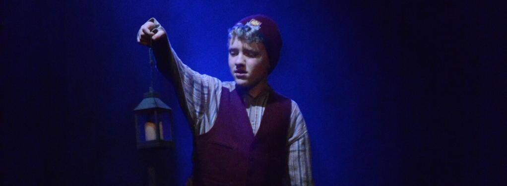 Photograph from Shetland County Drama Festival - lighting design by keithmson