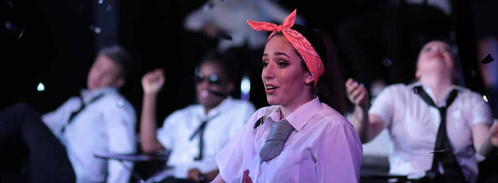 Photograph from Limelight - A Musical Showcase - lighting design by jackfenton