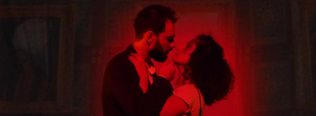 Photograph from Sirens - lighting design by timothykelly