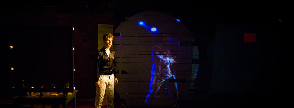 Photograph from Geist - lighting design by Marty Langthorne