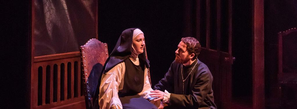 Photograph from The Heresy Of Love - lighting design by James McFetridge
