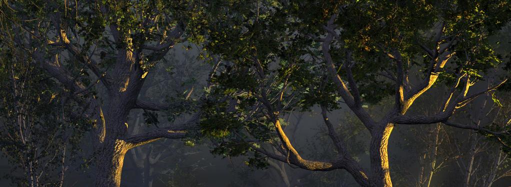 Photograph from No Man's Land - lighting design by Nina Dunn