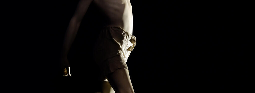 Photograph from Romanticism - lighting design by Marco Miglioli
