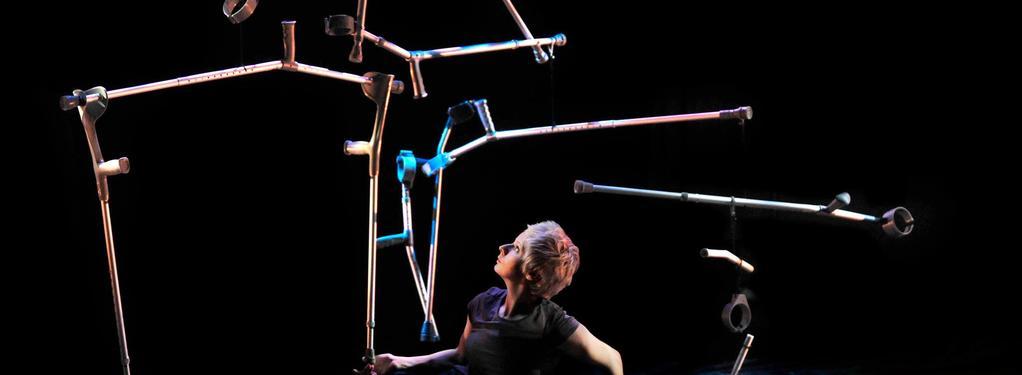 Photograph from Mobile - lighting design by Grahame Gardner
