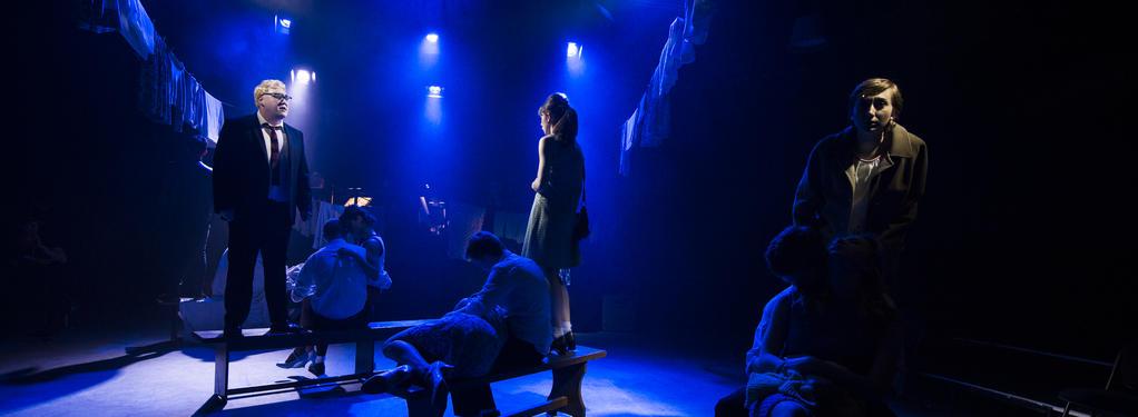 Photograph from Em - lighting design by Matt Whale