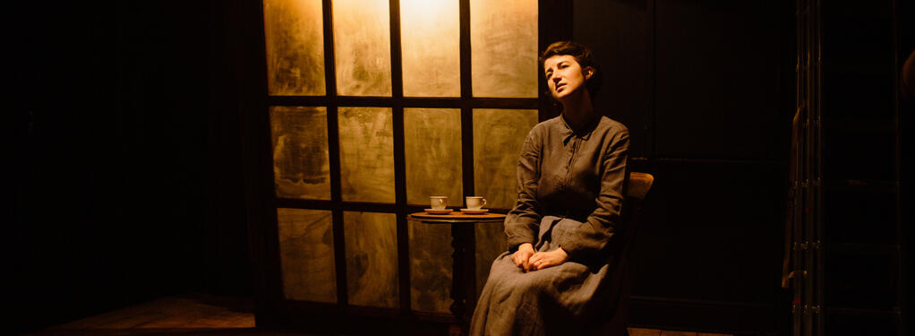 Photograph from Wind of Heaven - lighting design by Ryan Stafford