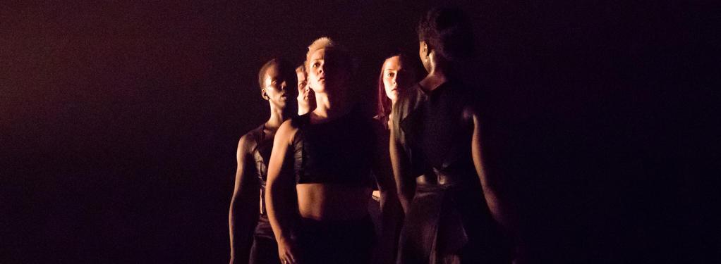 Photograph from Izindava - lighting design by Sherry Coenen