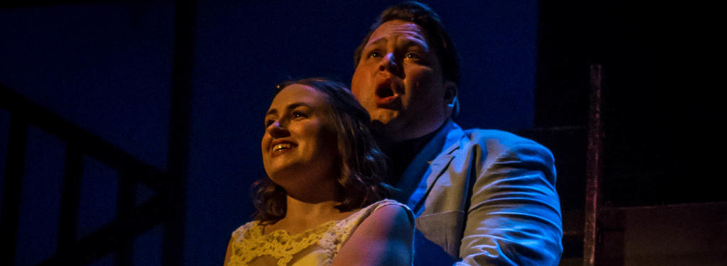 Photograph from West Side Story - lighting design by tmowat
