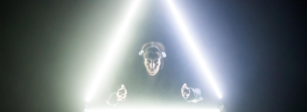 Photograph from LIGHT - lighting design by Matthew Leventhall