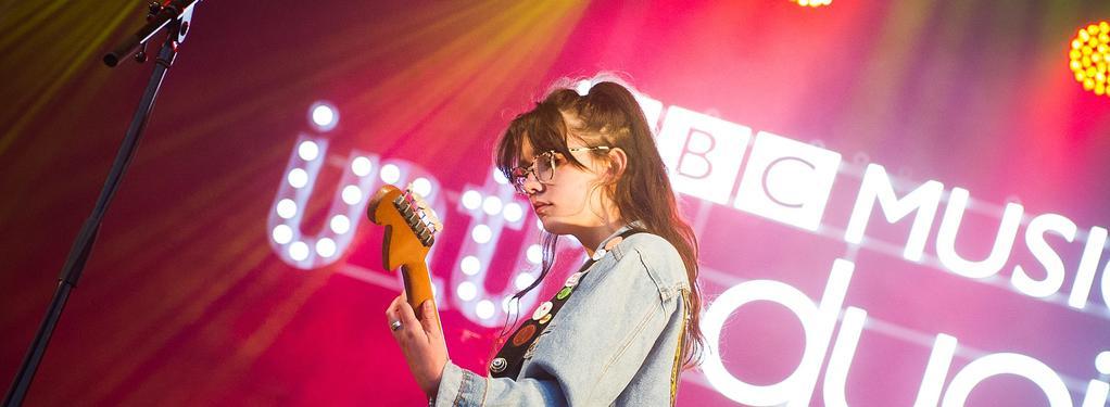 Photograph from BBC Radio1 Big Weekend - lighting design by grahamrobertslx