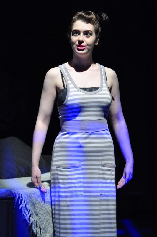 Photograph from In Touch - lighting design by Edmund Sutton