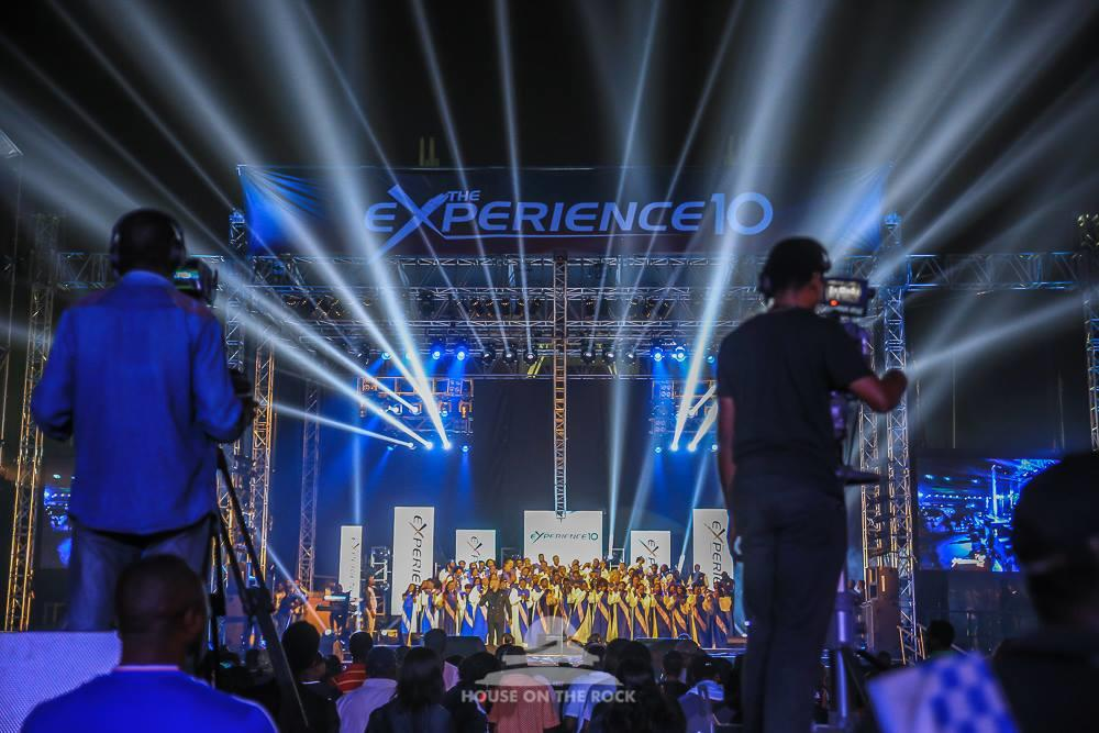 Photograph from Experience 10 - lighting design by grahamrobertslx