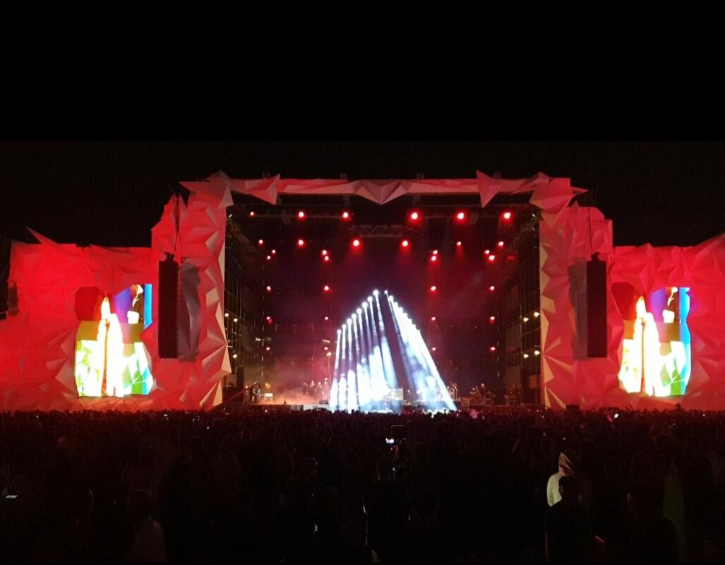 Photograph from JTTX Concert - Round 1 - lighting design by kholyman