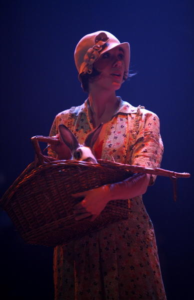 Photograph from Rapunzel - lighting design by Alex Wardle