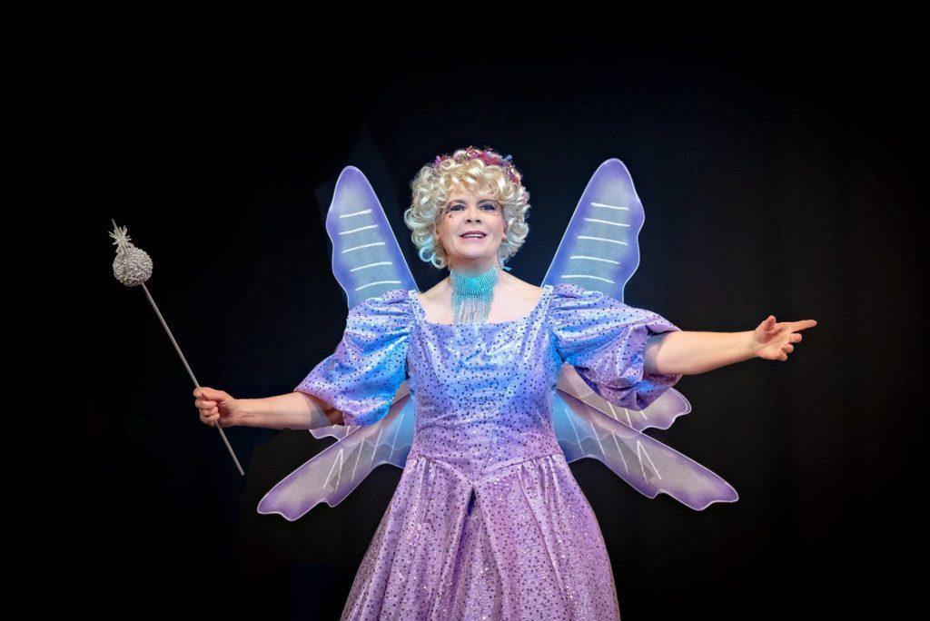 Photograph from Pantomime - Sleeping Beauty - lighting design by Charli_R