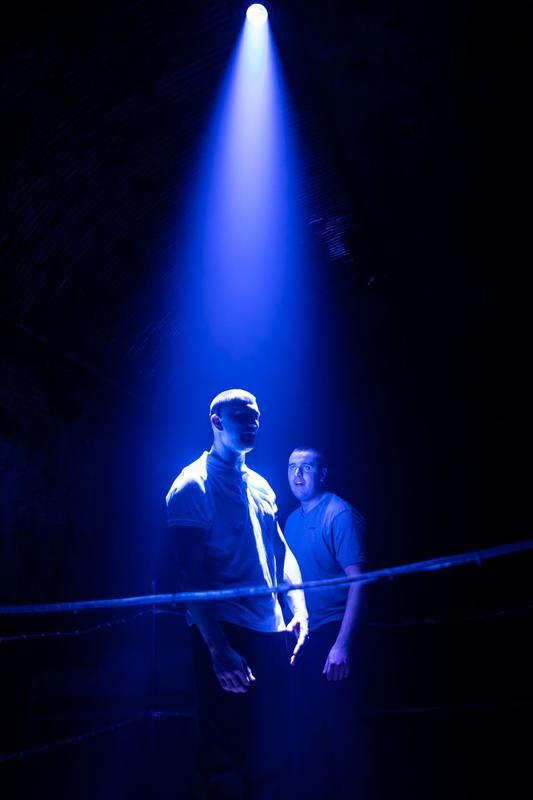 Photograph from Jade City - lighting design by timothykelly