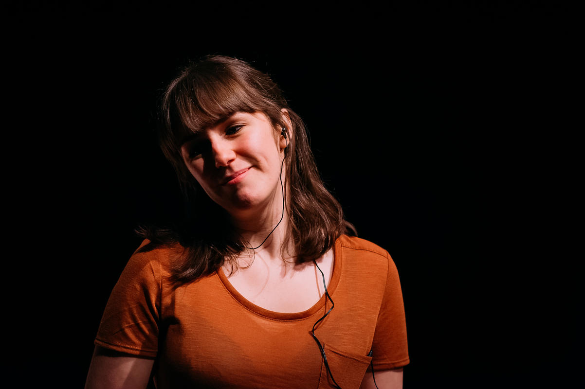 Photograph from 30:60:80 - lighting design by Laura Hawkins