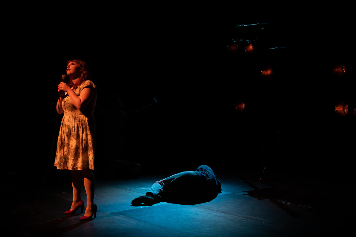 Photograph from Many Moons - lighting design by Ross_Hayward