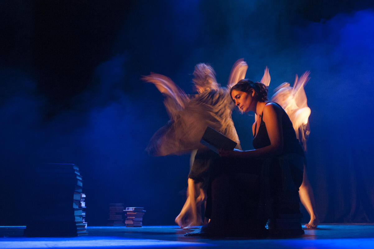 Photograph from Various Works - lighting design by Paul Need