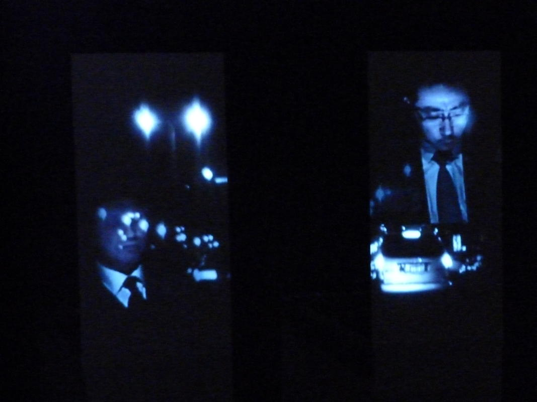 Photograph from Consumed - lighting design by Nick Moran