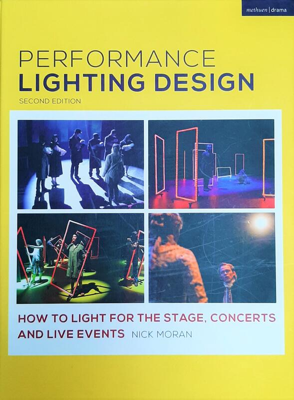 Photograph from Performance Lighting Design - lighting design by Nick Moran