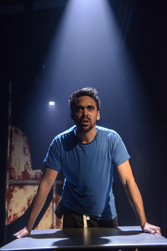 Photograph from Wreck - lighting design by tmowat