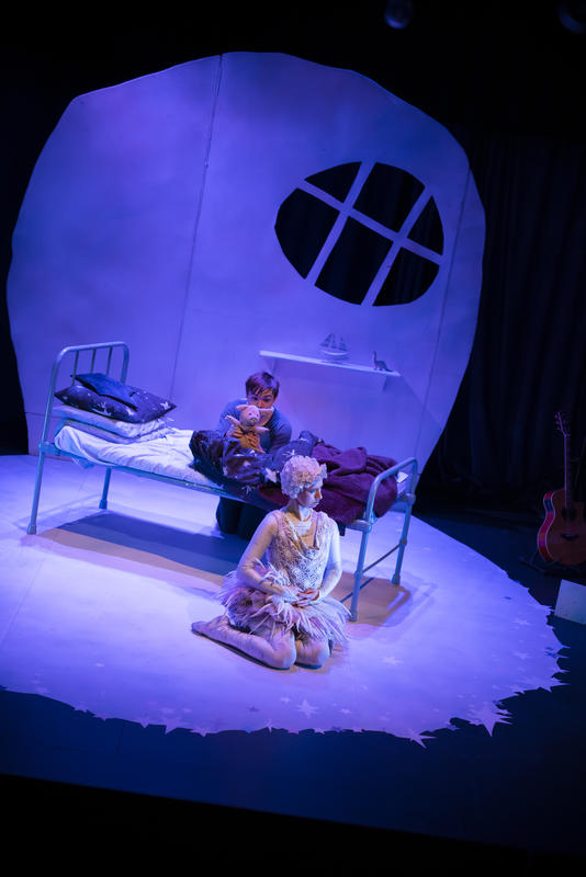 Photograph from Luna - lighting design by Will Evans