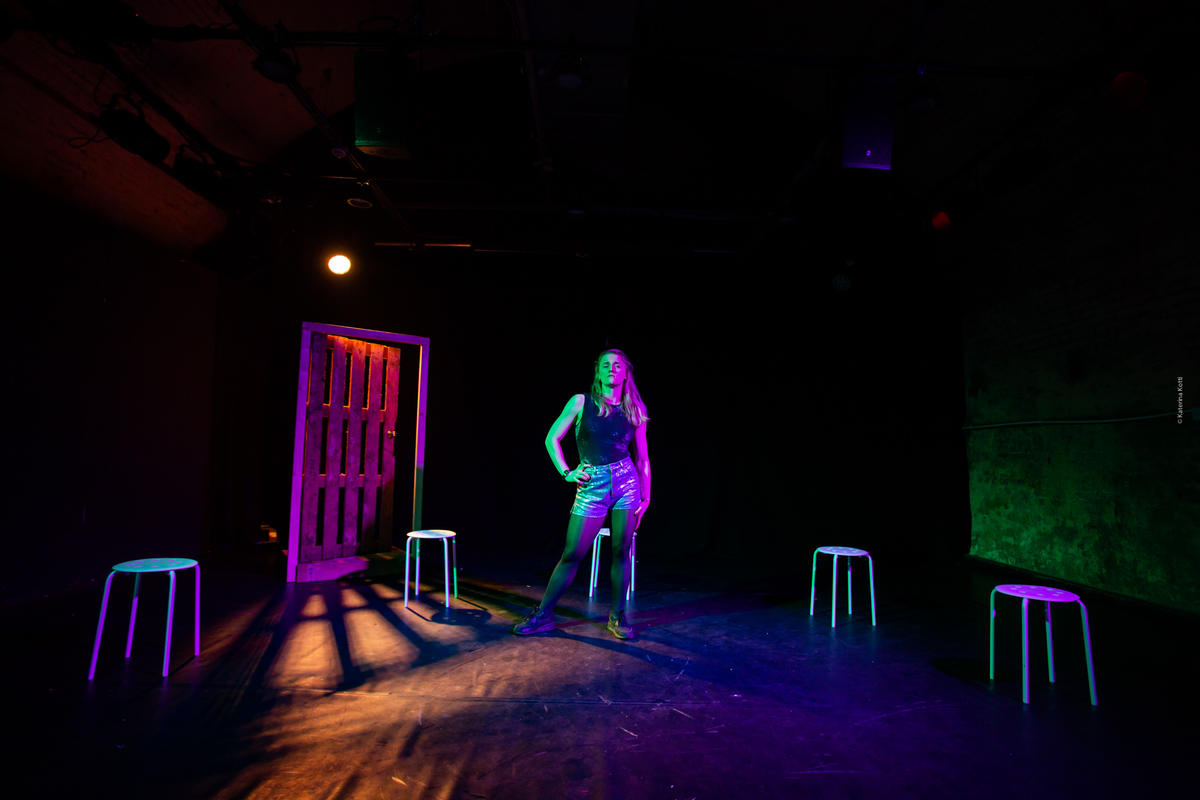 Photograph from Tuna - lighting design by CatjaHamilton