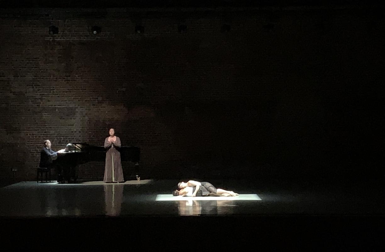Photograph from Shine On - lighting design by Zeynep Kepekli