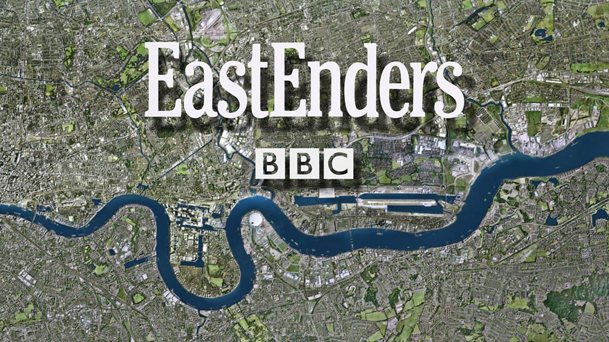 Photograph from BBC EastEnders - lighting design by johnapiper
