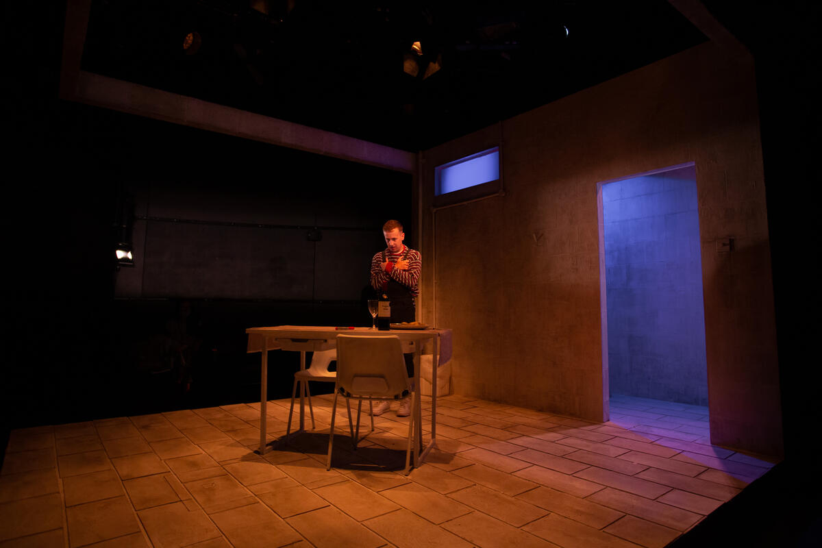 Photograph from Monster - lighting design by alexforey