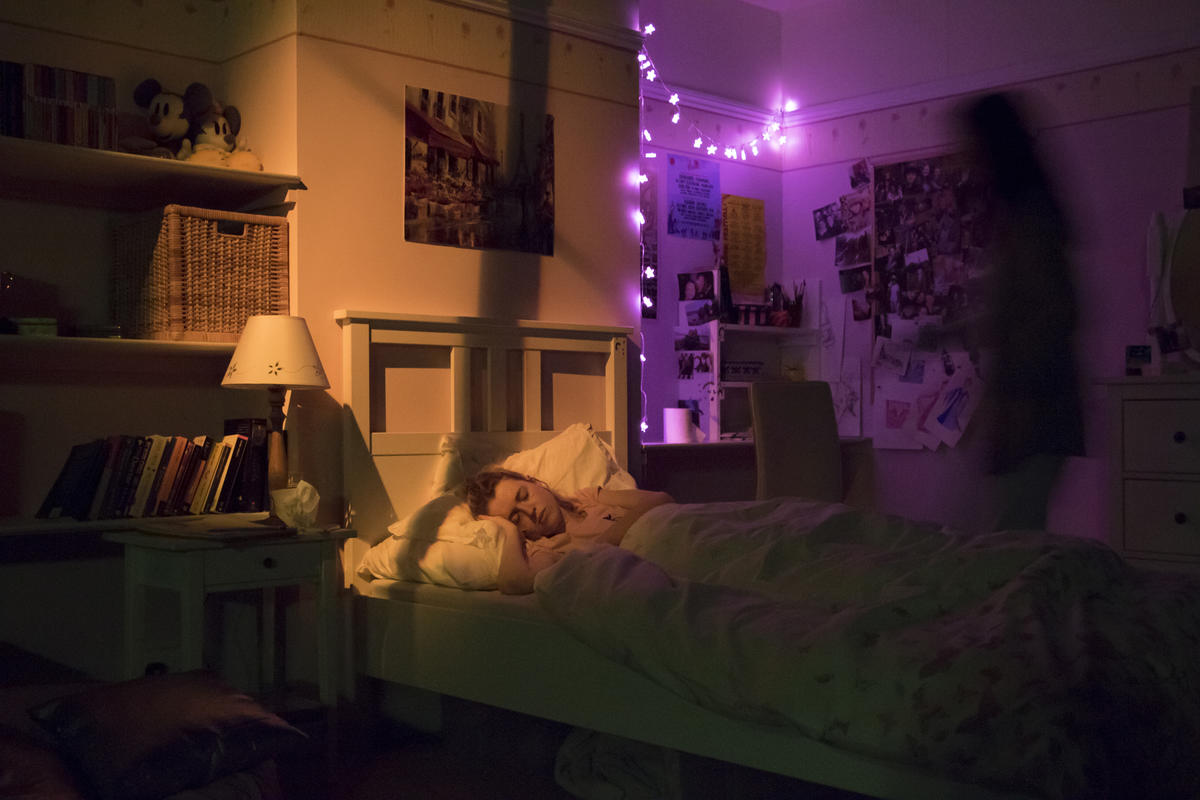 Photograph from When you cure me - lighting design by ejd