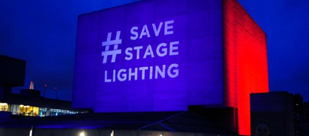 Save Stage Lighting Campaign