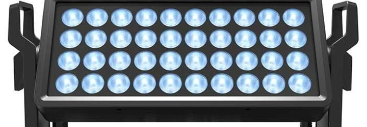 Chauvet IP65 rated wash light COLORado panel