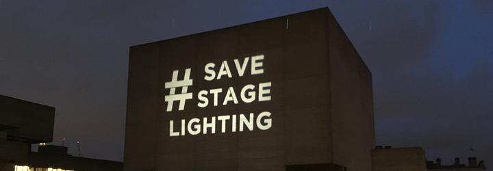 #SaveStageLighting Update Aug18
