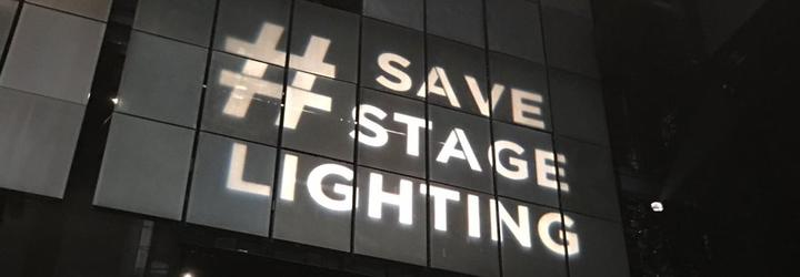Fundraising to support the #SaveStageLighting campaign members