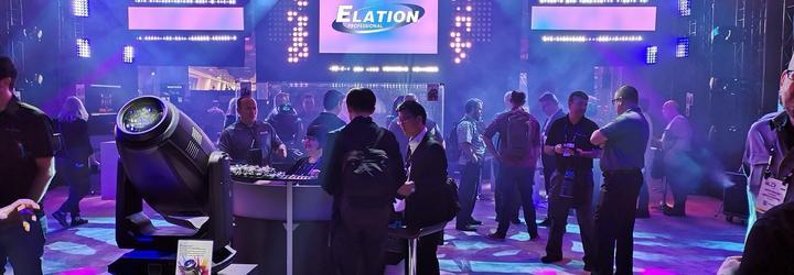 Elation at LDI 2018