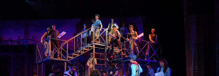 Floyd Central High School Newsies