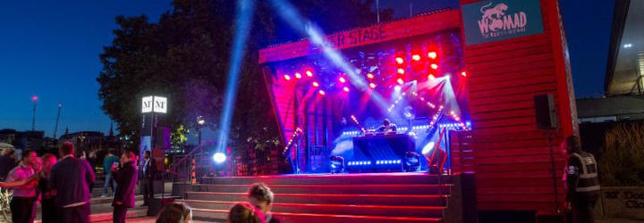 Philips Lighting innovation brings vibrant ersity to the National Theatreu0027s River Stage & Philips Lighting innovation brings vibrant ersity to the National ...