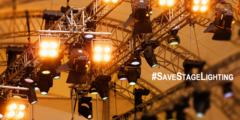 #SaveStageLighting Update October 2018