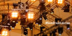 #SaveStageLighting Update October 2018